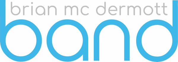 The Brian Mc Dermott Band Logo