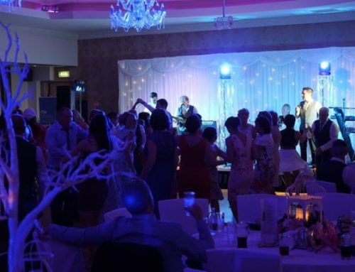 Live footage from a wedding in Co. Mayo