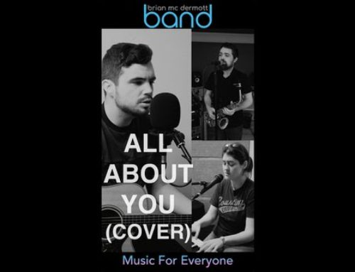 First Dance Song – All About You (McFly Cover)