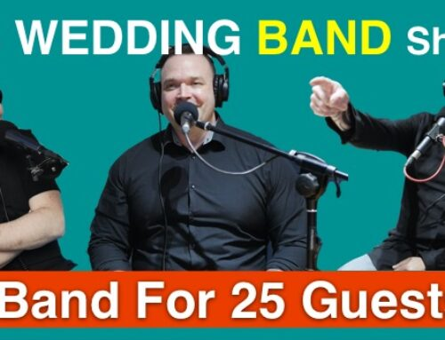 A Wedding Band For 25 Guests?